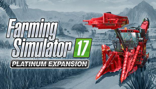 Farming Simulator 17 - Platinum Expansion Free Download