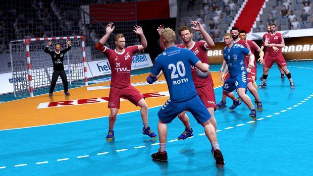 Handball 17 PC Crack