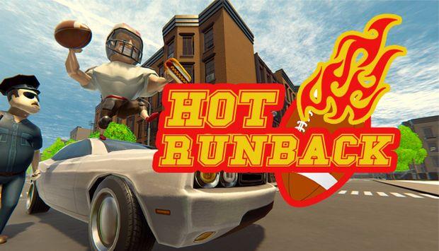 Hot Runback - VR Runner Free Download