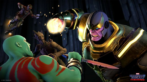 Marvel's Guardians of the Galaxy: The Telltale Series PC Crack