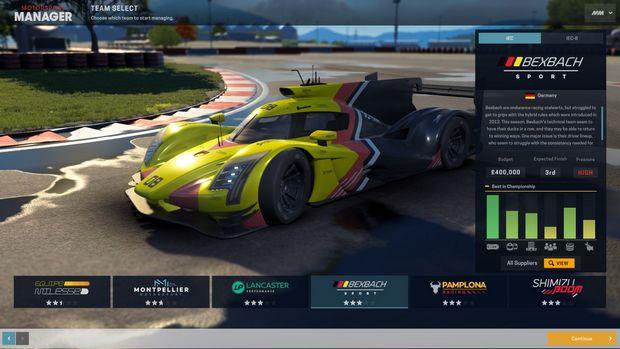 Motorsport Manager - Endurance Series Torrent Download