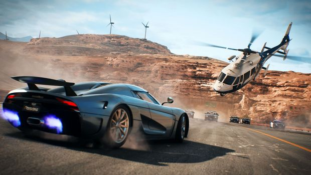 Need for Speed Payback Deluxe Edition Torrent Download