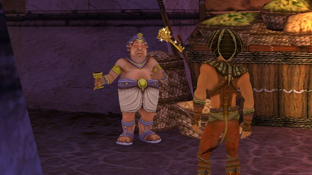 Sphinx and the Cursed Mummy Torrent Download