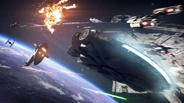Star Wars Battlefront II PC Crack