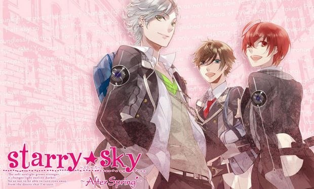 Starry Sky – After Spring Free Download