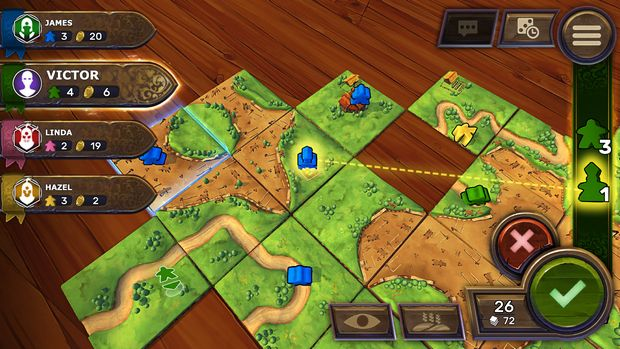 Carcassonne - Tiles and Tactics PC Crack