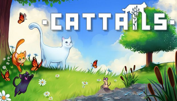 Cattails Become a Cat! Free Download