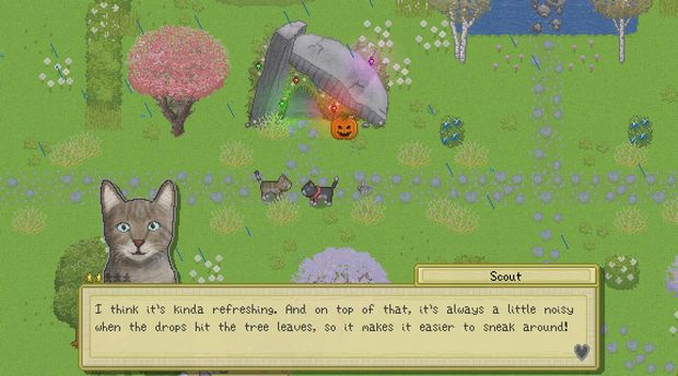 Cattails Become a Cat! Torrent Download