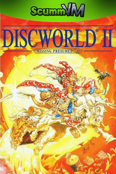 Discworld II: Missing Presumed...!? Free Download