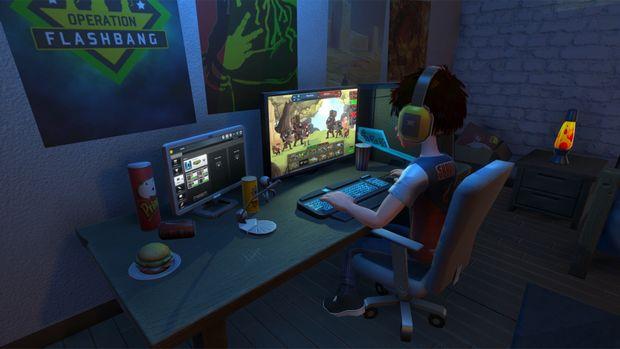 Esports Life: Ep.1 - Dreams of Glory PC Crack
