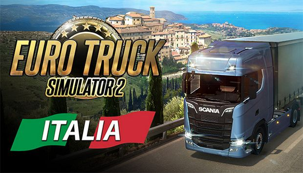 Euro Truck Simulator 2 - Italia Free Download