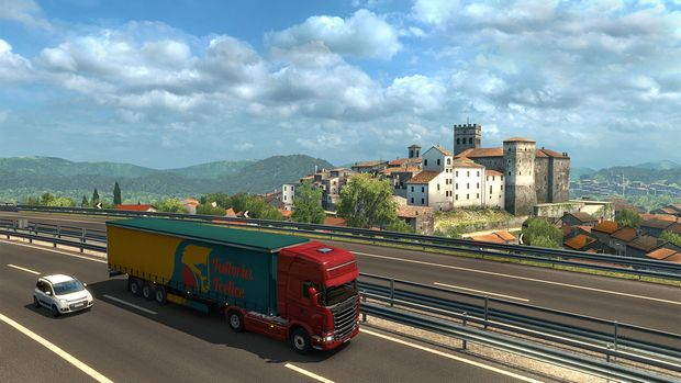 Euro Truck Simulator 2 - Italia Torrent Download