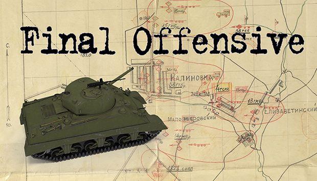 Graviteam Tactics: Final Offensive Free Download