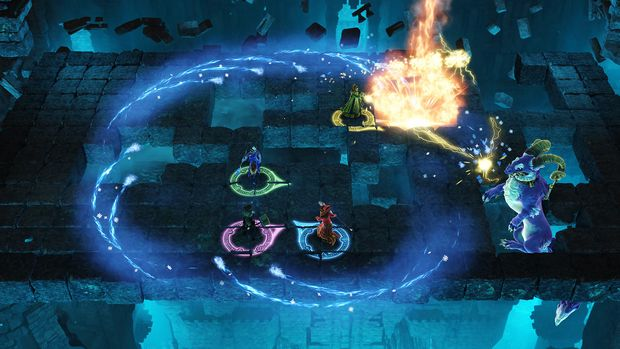 Nine Parchments PC Crack
