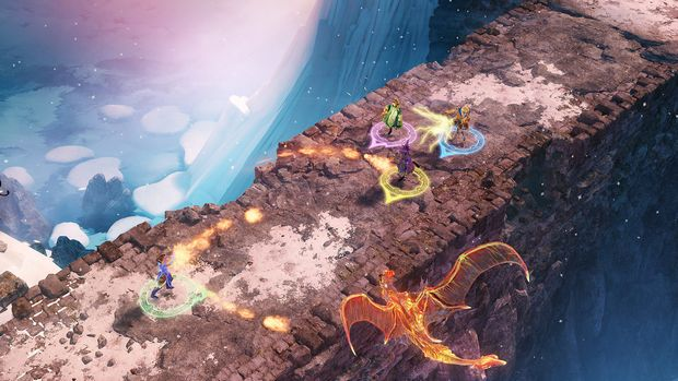 Nine Parchments Torrent Download