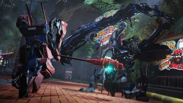 Pre-purchase The Surge: A Walk in the Park DLC Torrent Download