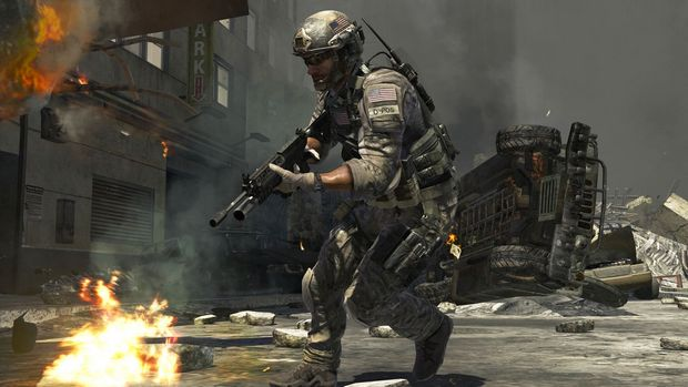 Call of Duty: Modern Warfare 3 PC Crack