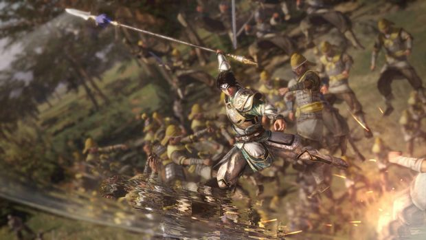 DYNASTY WARRIORS 9 PC Crack