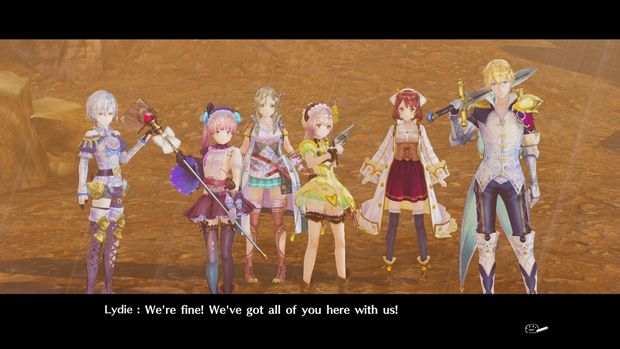 Atelier Lydie and Suelle The Alchemists and the Mysterious Paintings PC Crack