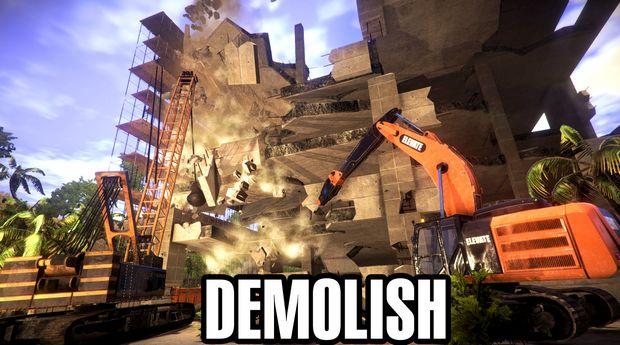 Demolish and Build 2018 Torrent Download