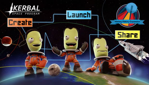 Kerbal Space Program Making History-PLAZA Torrent « Games ...