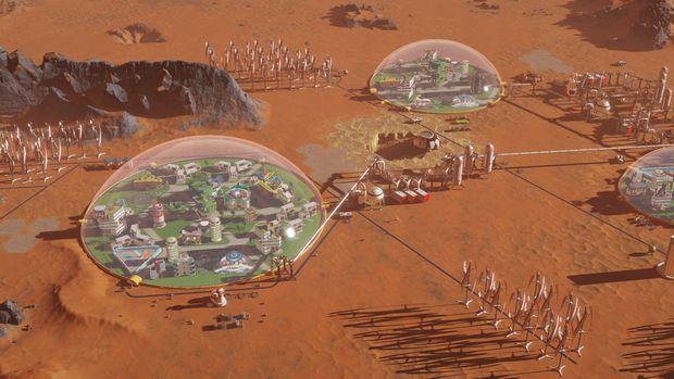 Surviving Mars Torrent Download