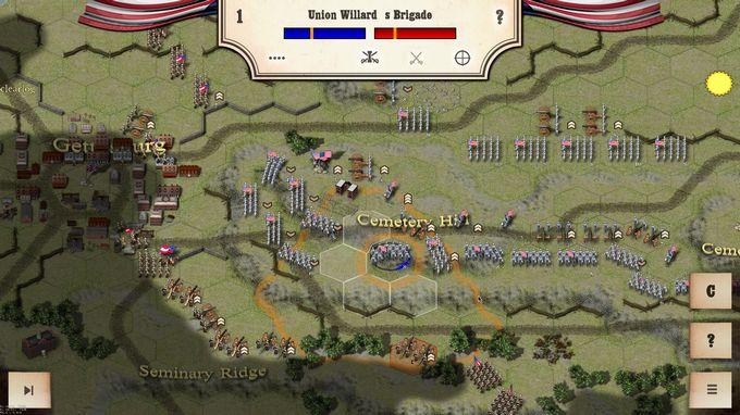 Civil War: Gettysburg Torrent Download