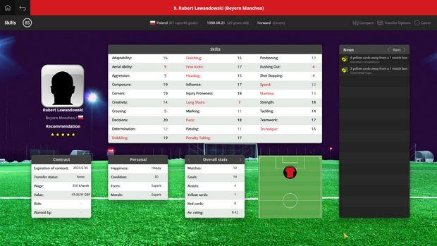 Global Soccer Manager 2018 PC Crack