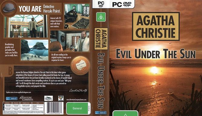 Agatha Christie: Evil Under the Sun Free Download