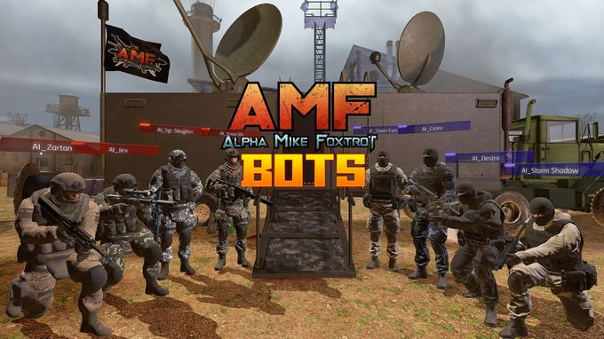 Alpha Mike Foxtrot VR - AMF VR Torrent Download