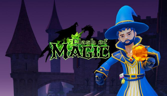 Clash of Magic VR Free Download