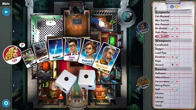 ClueCluedo: The Classic Mystery Game Torrent Download