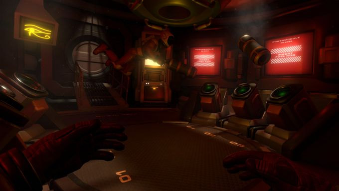 Downward Spiral: Horus Station Torrent Download
