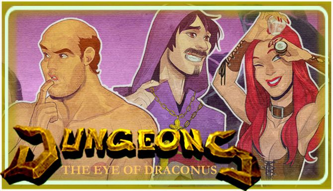 Dungeons: The Eye of Draconus Free Download