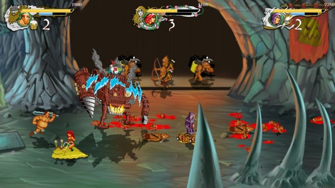 Dungeons: The Eye of Draconus Torrent Download