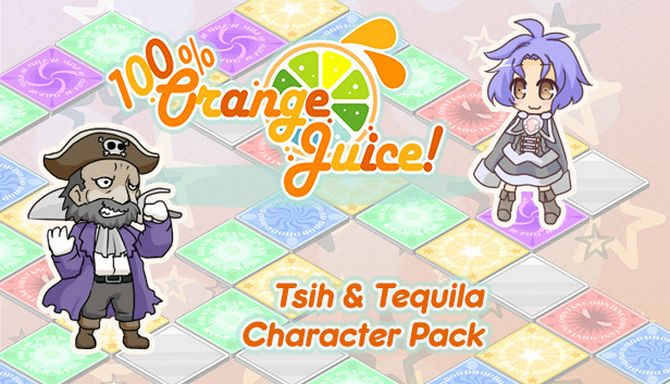 100 Orange Juice - Tsih and Tequila Character Pack Free Download