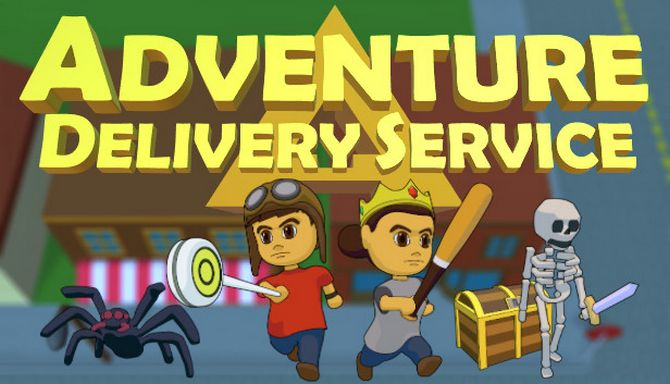 Adventure Delivery Service Free Download