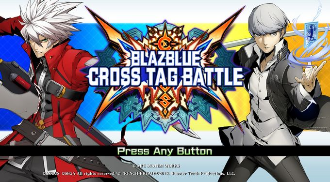 BlazBlue: Cross Tag Battle Torrent Download