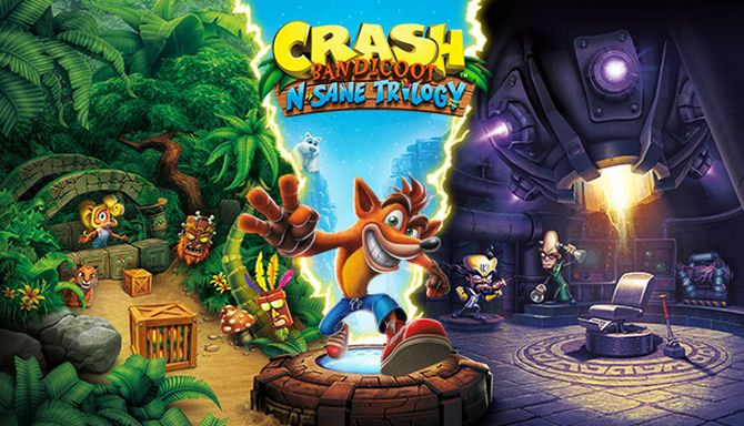 Crash Bandicoot™ N. Sane Trilogy Free Download