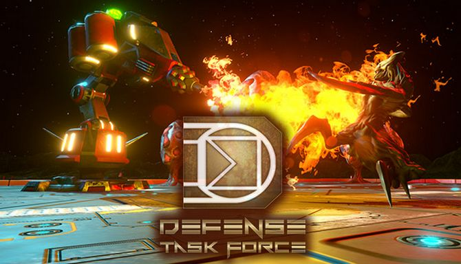 Defense Task Force - Sci Fi Tower Defense Free Download
