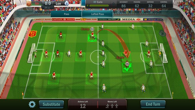 Football, Tactics and Glory PC Crack