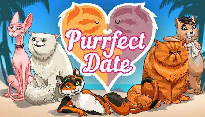 猫咪恋爱模拟游戏《完美约会(Purrfect Date)》 - 第1张  | 飞翔的厨子