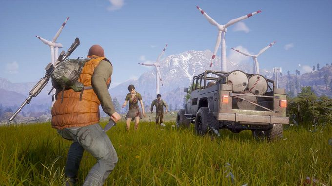 State of Decay Torrent Download