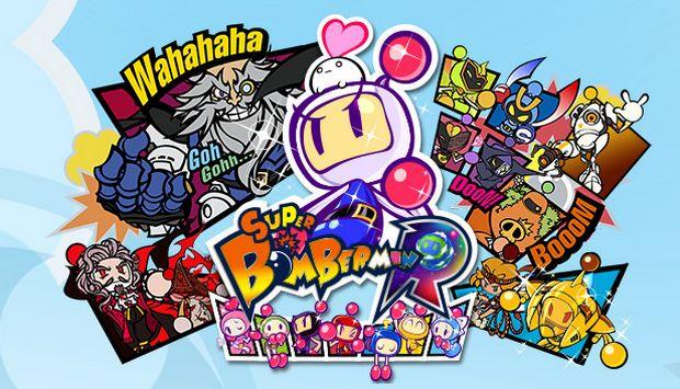 Super Bomberman R Free Download