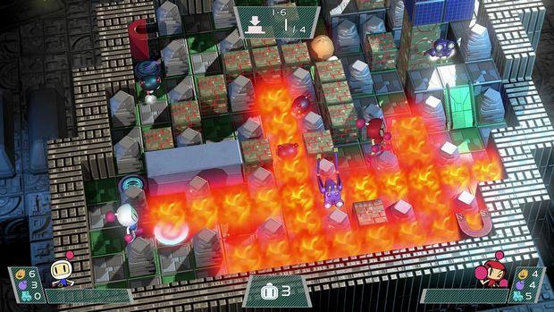 Super Bomberman R PC Crack