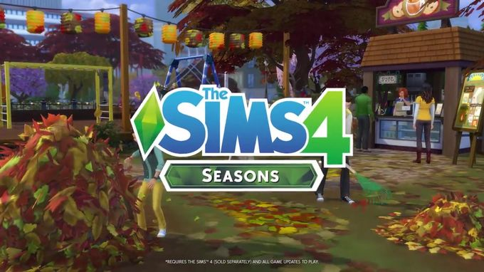 The Sims 4 Seasons Update v1 44 88 1020 Free Download
