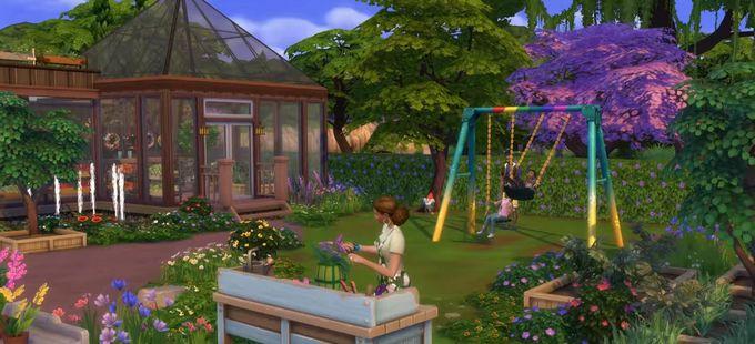 The Sims 4 Seasons PC Crack