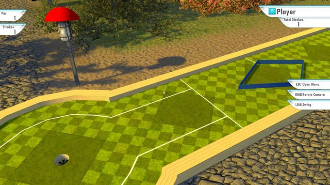 3D MiniGolf Torrent Download