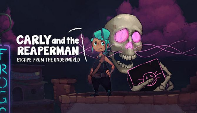 Carly and the Reaperman - Escape from the Underworld Free Download