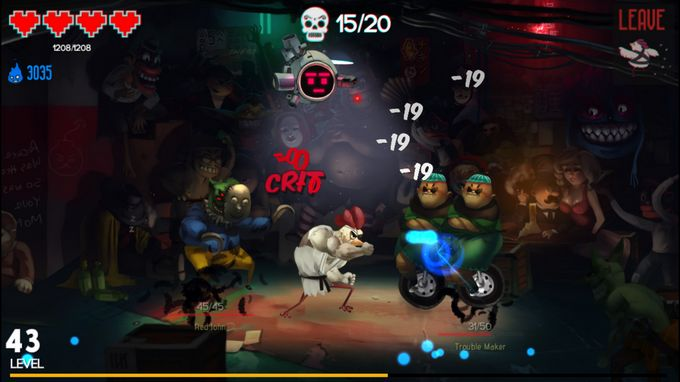 Chicken Assassin: Reloaded Torrent Download